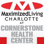 Maximized Living Charlotte: Cornerstone Health Center
