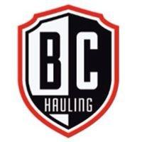 B.C. Hauling Shavings