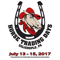 Zelienople Horse Trading Days