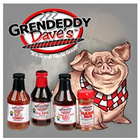 Grendeddy Dave's BBQ Sauces and Seasonings!