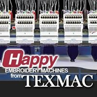 Texmac Happy Embroidery Machines