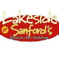 Lakeside at Sanfords Restaurant