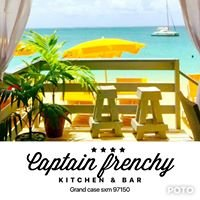 Captain Frenchy sxm