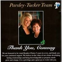 Parsley-Tucker Team Realtors REMAX ELITE