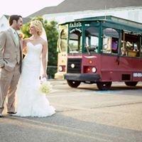 Nashville Wedding Trolley