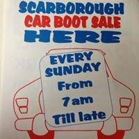 Scarborough Car Boot