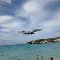 Sunset Beach Bar, Maho Beach, St. Maarten