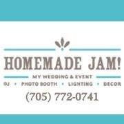 Homemade Jam DJs,  Photo Booths & Decor