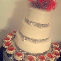 Sparkling Sugar Cakes-Cannock