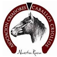 Asociación Criadores Caballos Criollos - Argentina