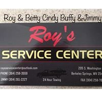 Roy's Service Center