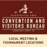 Fayetteville Area Meeting and Tournament Locations
