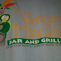 The Green Monkey Bar and Grill