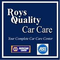 Roys Quality Car Care