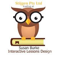 Susan Burke Interactive Lessons Design