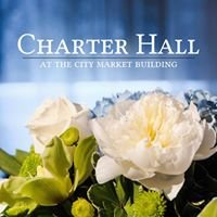 Charter Hall at the City Market Building