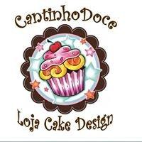 Cantinhodoce - Cake Design e Festas