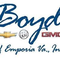 Boyd Chevrolet Buick GMC of Emporia VA, Inc.