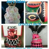 Jen's Cakes
