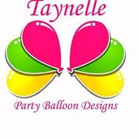 Taynelle Party Balloon Designs