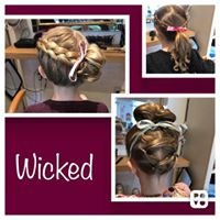 Wicked childrens hair studio