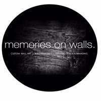Memories on walls.