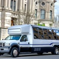 Evansville Limo Bus