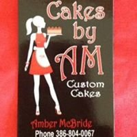 Cakes By AM