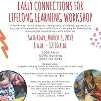 Texas Tech HDFS Child Development Research Center