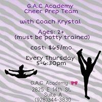 Jump Up G.A.C Academy
