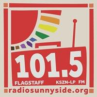 Radio Sunnyside KSZN 101.5 FM Flagstaff