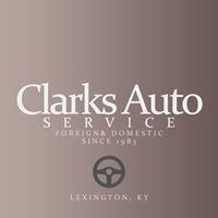 Clarks Auto Repair Service Lexington