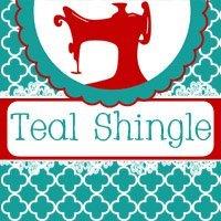 Teal Shingle