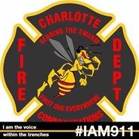 "Charlotte Fire Communications ""Fire Alarm"""