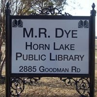 M. R. Dye Public Library (Horn Lake Public Library)