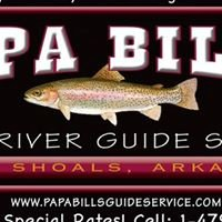 Papa Bill's White River Trout Fishing Guide Service
