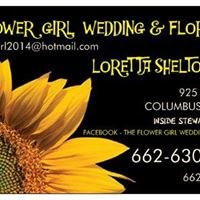 The Flower Girl Wedding & Florist