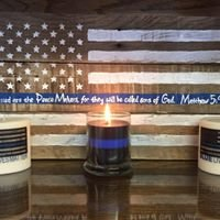 Timber Lodge Candles