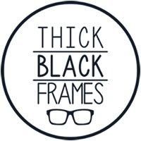 Thick Black Frames Wedding Videography