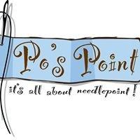 Po's Point  Needlepoint