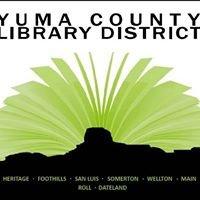 Bibliotecas de Yuma
