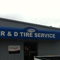 R & D Tire Service, Inc.