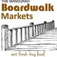 Mandurah Boardwalk Markets