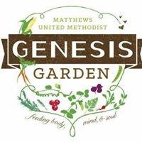 Matthews United Methodist Church Genesis Garden