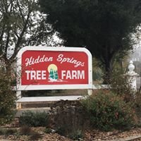 Hidden Springs Christmas Tree Farm