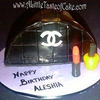 A Little Taste of Cake