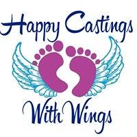 Happy Castings With Wings