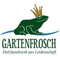 Gartenfrosch - Hochbeete aus Lärchenholz