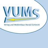 Verlag und Medienhaus Harald Schlecht - http://www.vums.de