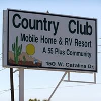 Country Club Mobile Home Park & RV Resort: A 55+ Community